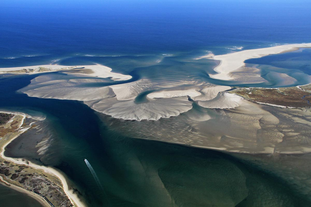 Photo Story: Cape Cod National Seashore Breaches By Margot Cheel