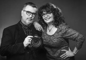 Myron and Rita Bursell of Green Gables Photography in Spokane WA