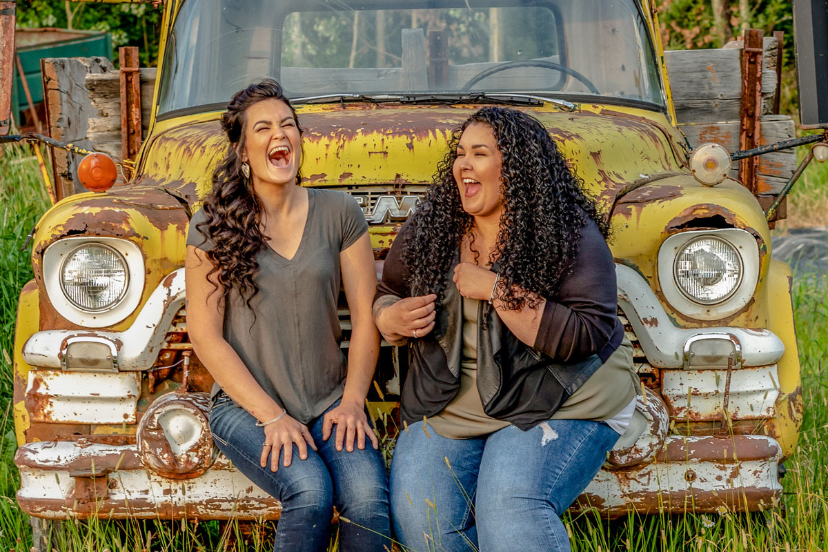 Road Tripping Sisters by Terrill Bodner (Photographer Stories)